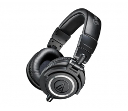 Audio-Technica ATH-M50X Czarny (ATH-M50XBLK)