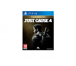 Avalanche Studios Just Cause 4 Gold Edition (5021290082441 / CENEGA)