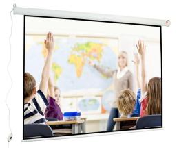 Avtek Ekran elektryczny 118' 240x180 4:3 Biały Matowy (Wall Electric 240)