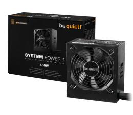 be quiet! System Power 9 400W CM 80 Plus Bronze (BN300)