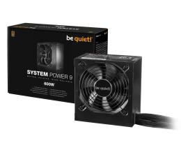 be quiet! System Power 9 600W Bronze (BN247)