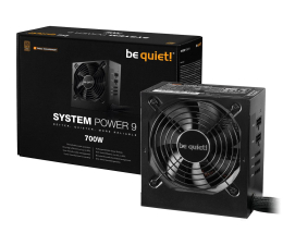 be quiet! System Power 9 CM 700W 80 Plus Bronze (BN303)