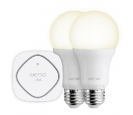 Belkin WeMo LED Lighting Starter Set (2 żarówki) (F5Z0489)