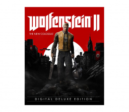 Bethesda Wolfenstein II: The New Colossus (Deluxe Edition) (be344f7b-83b9-48ea-bfd6-e904b11261e2)