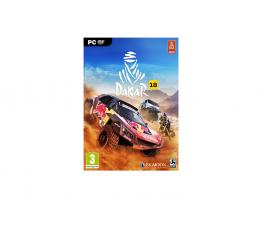 Bigmoon Entertainment Dakar 18  (4020628774585 / TECHLAND)