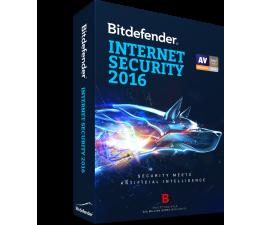 Bitdefender Internet Security 2017 1st 12m + MobileSecurity (BDIS-N-1Y-1D)