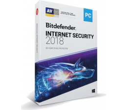 Bitdefender Internet Security 2018 3st. (12m.) ESD (BDIS-N-1Y-3D   )