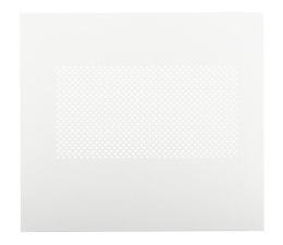 Bitfenix Panel AirFlow do  Phenom i Phenom M - biały  (BFC-PHE-300-WWVA-RP)