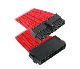 Bitfenix Przedłużacz 24 Pin 30cm czerwony (BFA-MSC-24ATX30RK-RP)