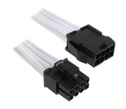 Bitfenix Przedłużacz 8 Pin 45cm biały (BFA-MSC-8EPS45WK-RP)