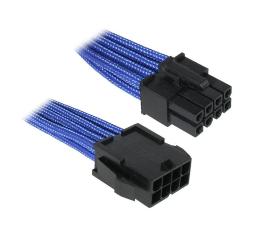 Bitfenix Przedłużacz EPS12V 8-pin - EPS12V 8-pin 45cm (BFA-MSC-8EPS45BK-RP)