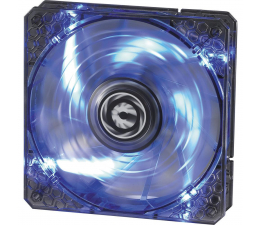 Bitfenix Spectre PRO 120mm niebieskie LED (czarny) (BFF-LPRO-12025B-RP)