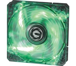 Bitfenix Spectre PRO 120mm zielony LED (czarny) (BFF-LPRO-12025G-RP)