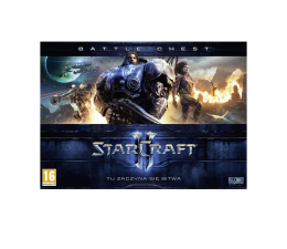 Blizzard STARCRAFT 2 BATTLECHEST (WoL+HoS+LotV) (5030917207839)