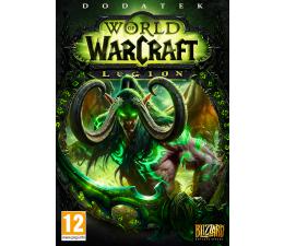 Blizzard World of Warcraft Legion + Plakat (5030917189685)