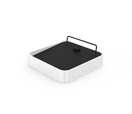 Bluelounge Sanctuary 4 USB biały (S4-WH)