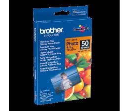Brother Papier fotograficzny glossy 50 szt. (10x15CM 260G) (BP71GP50)