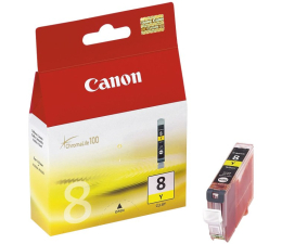 Canon CLI-8Y yellow 13ml (iP3500/iP4200/iP4300/iP4500/iP5200/iP5200R)