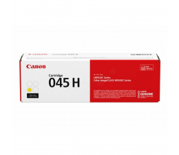 Canon CRG-045H yellow 2200 str. (1243C002) (i-SENSYS LBP-61 / MF63)