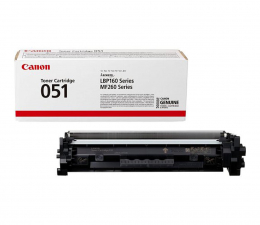 Canon CRG-051 czarny 1700str. (2168C002) (i-Sensys MF264dw/MF267dw/MF269dw)