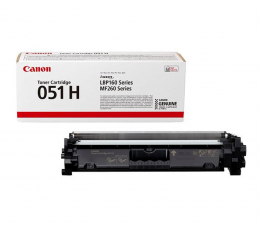 Canon CRG-051H czarny 4100 str. (2169C002) (LBP162/MF264/MF267/MF269)