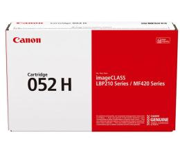 Canon CRG-052H Black 9200 str. (2200C002) (LBP210 / LBP215 / MF421)