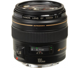 Canon EF 100mm f/2.0 USM (2518A012)