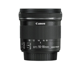 Canon EF-S 10-18 mm f/4.5-5.6 IS STM  (9519B005AA)