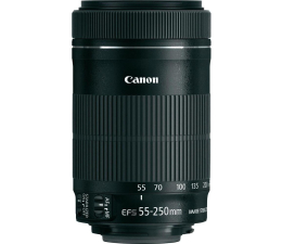 Canon EF-S 55-250MM 4-5.6 IS STM  (8546B005AA)