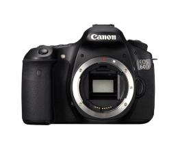 Aparat kompaktowy Canon EOS 60D czarny +EF-S 17-55 IS