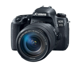 Canon EOS 77D 18-135 mm IS USM (1892C004AA)