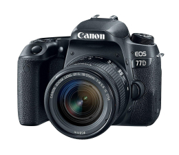 Canon EOS 77D 18-55 mm f4-5,6 IS STM (1892C017AA)