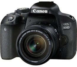 Canon EOS 800D 18-55 mm IS STM (1895C002AA)