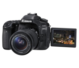 Canon EOS 80D 18-55 IS  (1263C033AA)