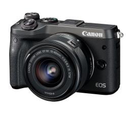 Canon EOS M6 15-45mm czarny (1724C012AA)