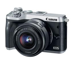 Canon EOS M6 15-45mm srebrny (1725C012AA)