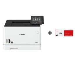 Canon i-SENSYS LBP-654Cx + dodatkowy toner 2200 str.  (LBP654Cx (1476C001AA) + CRG-046 (1250C002AA))