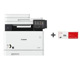 Canon i-SENSYS MF734Cdw + dodatkowy toner 2200 str.  (MF-734Cdw (1474C008AA) + CRG-046 (1250C002AA))