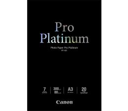 Canon Papier fotograficzny PT-101 (A3, 300g) 20szt.  (Pro Platinum - 2768B017)