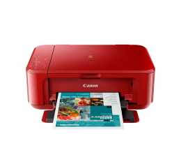 Canon PIXMA MG3650S czerwona (0515C112AA)