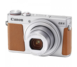 Canon PowerShot G9X Mark II srebrny (1718C002AA)