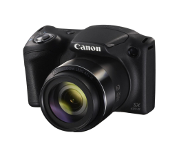 Canon PowerShot SX430 IS czarny (1790C002AA)