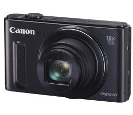 Canon PowerShot SX610 HS czarny  (0111C002AA)