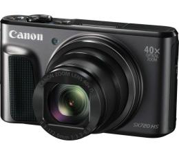 Canon PowerShot SX720 HS czarny  (1070C002AA)