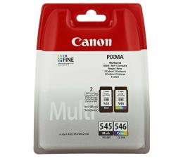Canon Zestaw 2 tuszów PG-545 + CL-546 (MG2450/MG2550/iP2850/MG2950 (8287B005))