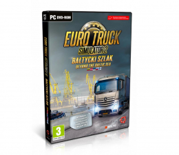 CD Projekt EURO TRUCK SiMULATOR 2: BEYOND THE BALTIC SEA (5908305225911)