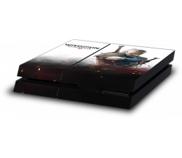 CD Projekt Red Skin PS4 Wiedźmin Biały Wilk OEM  (5907610750682)