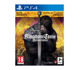 CDP KINGDOM COME: DELIVERANCE ROYAL EDITION (4020628746292)