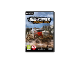 CDP SPINTIRES: MUDRUNNER American Wilds (3512899120662)