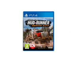 CDP SPINTIRES: MUDRUNNER American Wilds (3512899120747)